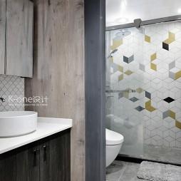现代简约—卫生间图片