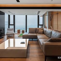现代简约风:沙发细节图
