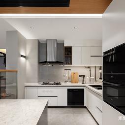 现代简约风:厨房图片