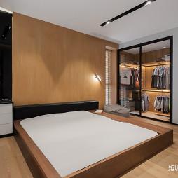 现代简约风:卧室图片