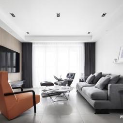 简约风格—客厅图片