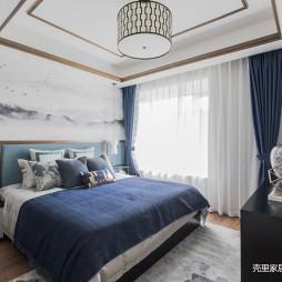 中式现代—卧室图片