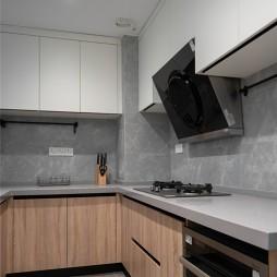 现代北欧—厨房图片