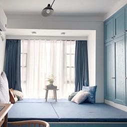 美式经典—卧室效果图