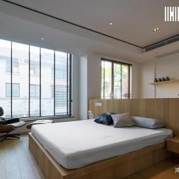现代别墅—卧室效果图