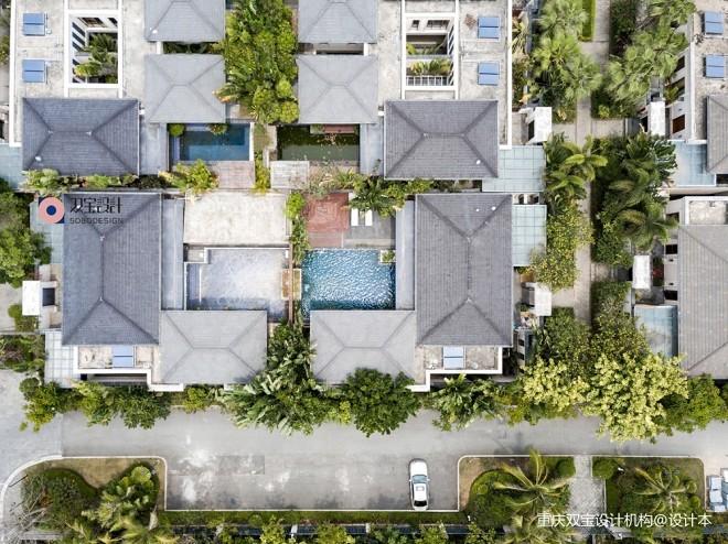 700㎡度假私宅,满满三亚阳光收进家