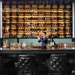 木蘭酒吧—吧台图片