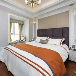 美式轻奢—卧室图片