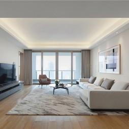 深圳水湾1979平层公寓—客厅图片