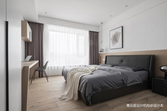 简约主义—卧室图片