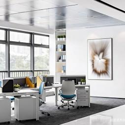 探索办公空间—办公区