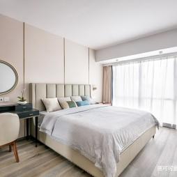 170㎡简洁新中式—卧室图片