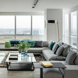 顶级大平层—客厅图片