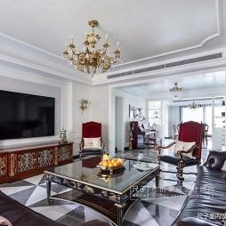 美式经典—客厅图片