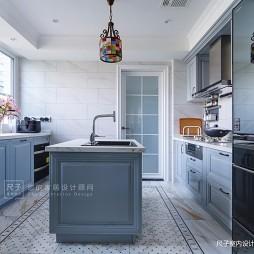 美式经典—厨房图片