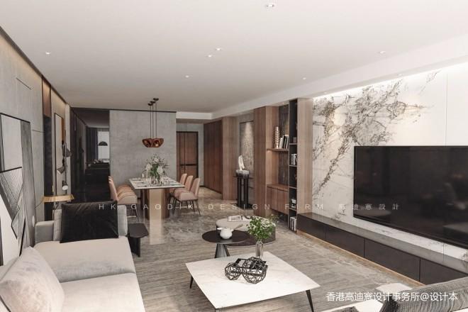 高迪愙设计 | 高级感大地色系的木质