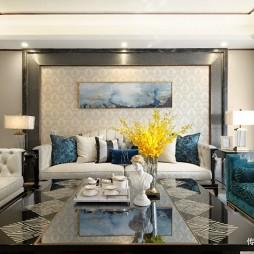 轻奢主义—客厅图片