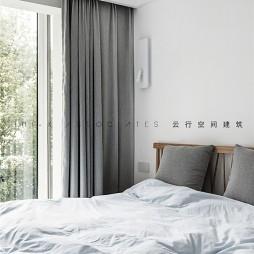 现代简约风卧室设计图片
