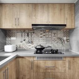 和风沐情—厨房图片