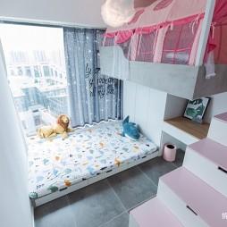 90平米北欧极简—儿童房图片