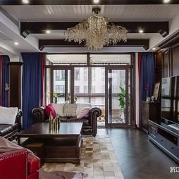 180㎡私宅—客厅图片