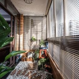 180㎡私宅—阳台图片