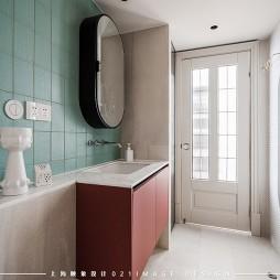 【2019】78㎡的细腻装修—卫生间图片