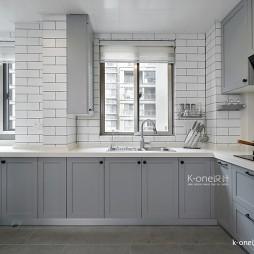 现代简约轻风—厨房图片