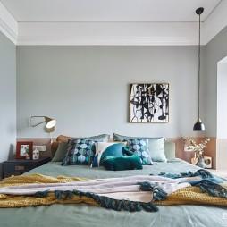 复古西洋风:卧室图片