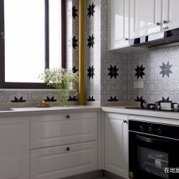142平米美式经典—厨房图片