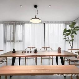 150平米现代简约——餐厅图片