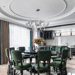新古典混搭风格—餐厅图片