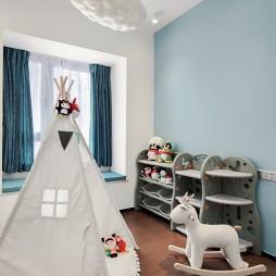 96平米日式风格—儿童房图片