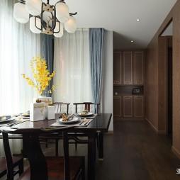中式现代别墅豪宅—餐厅图片