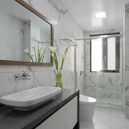中式现代别墅豪宅—卫生间图片