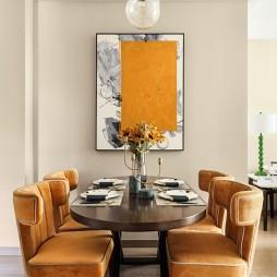 浪漫的轻奢主义—餐厅图片