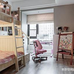 【桃弥设计】——【橡树湾C1】—儿童房图片