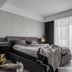 【桃弥设计】——【融侨华府】—卧室图片
