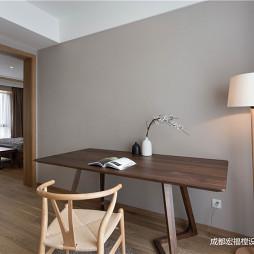 日式禅意空间—书房图片