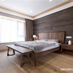 日式禅意空间—卧室图片