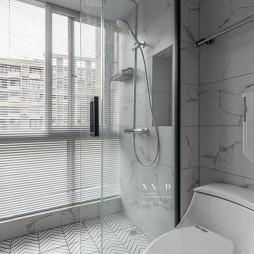晓安设计 | 少年锦时—卫生间设计图