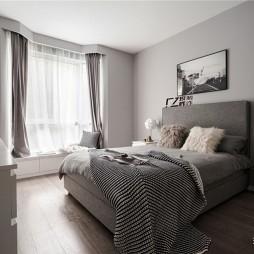 北欧国度—卧室图片