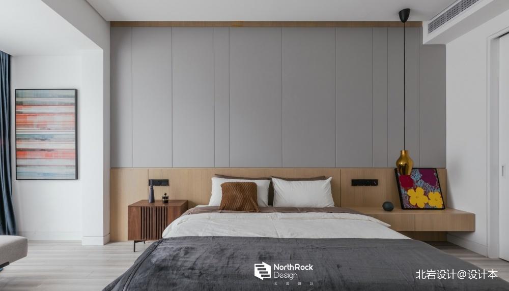 186平米潮流混搭—卧室图片