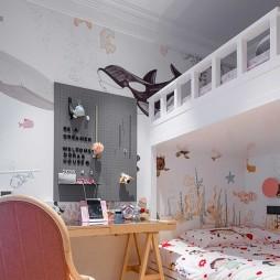 120平米混搭潮流—儿童房设计图