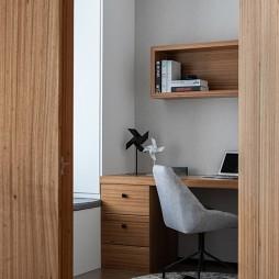 133平米现代简约—书房图片