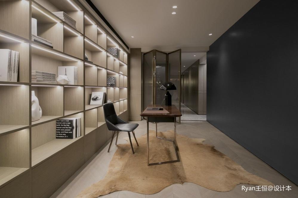 九号公寓—书房图片
