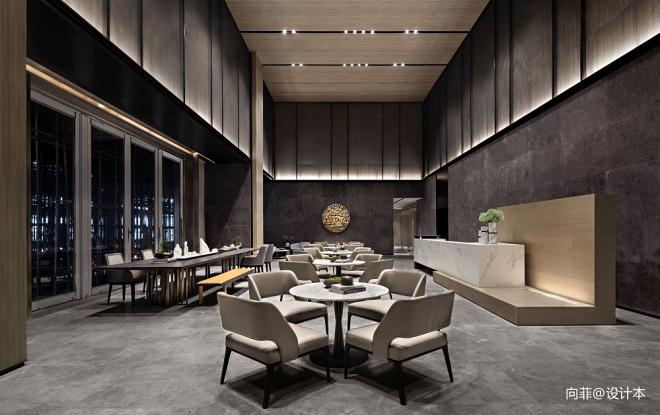 华侨城创想大厦 · 云邸—餐厅图片