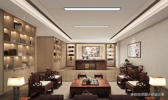 广州金融城绿地中心金融投资公司办公室