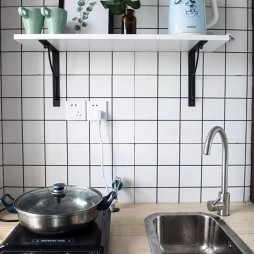 我的小公寓·住在植物园—厨房图片