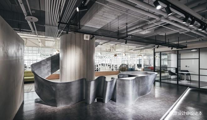 无限创意办公室—室内环境图片